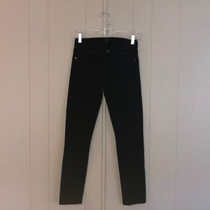 Citizens of Humanity Avedon Black Jeans. Size 28.